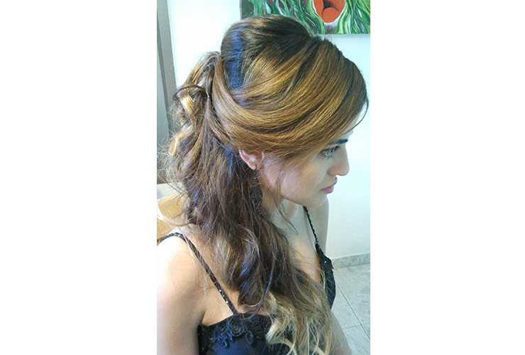 עיצוב שיער לכלה